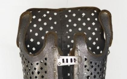 Corset-cuirasse ou corps de fer