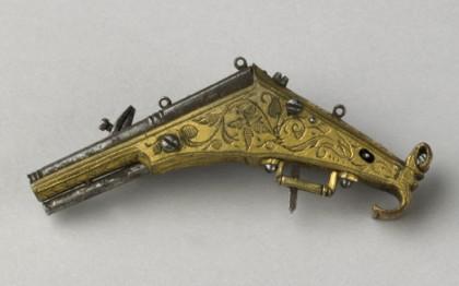 Pistolets miniatures