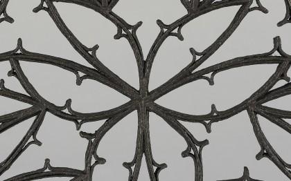 Huis à fenestrages gothiques