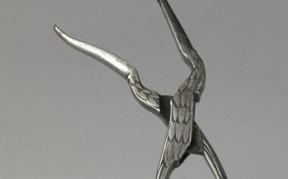 Bird-shaped dentist' pliers