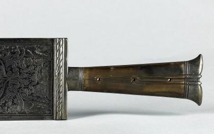 Couteau présentoir