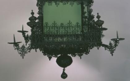 Crèche-lanterne