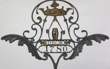 Candelabra of the Coopers' Guild